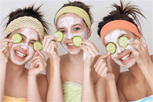 Spa-party-girls